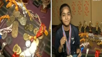 Photo of Winner of 19 gold medals, Ayesha forced to leave studies