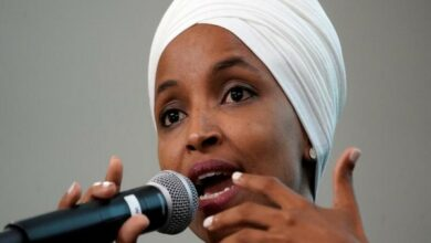 Photo of Israel implementing Trump's Muslim ban by denying entry: Omar