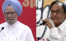 'BJP wanted to catch Singh, Chidambaram for finance ministry'