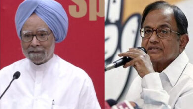 Photo of 'BJP wanted to catch Singh, Chidambaram for finance ministry'