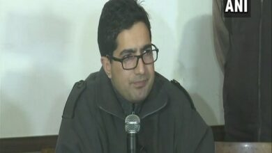 Photo of Faesal's plea challenging his detention: HC seeks Centre's reply