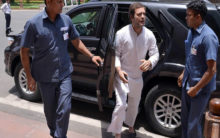 Rahul to review status of relief operations in flood-hit Wayanad