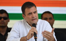 J&K situation not normal, says Rahul