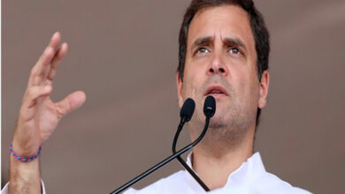 Photo of Rahul slams Goyal, says 'bigots don't get professionalism'