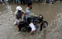 Rains batter Pakistan, 160 dead in July