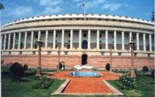 Rajya Sabha defers bills as mark of respect to Sushma