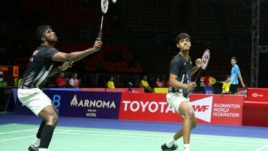 Photo of Thailand Open: Rankireddy-Shetty seal final berth