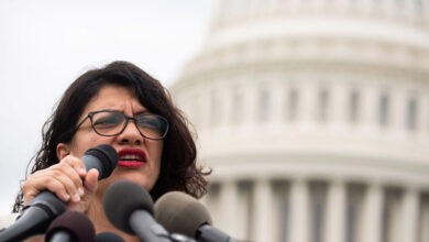 Tlaib's grandmother wished trump 'ruins'