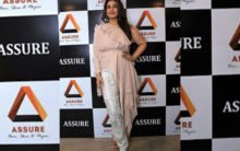 Raveena Tandon launches Assure Clinic in Indore