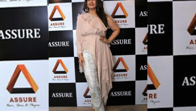 Photo of Raveena Tandon launches Assure Clinic in Indore