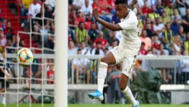 Photo of Rodrygo suffering from injury, confirms Real Madrid