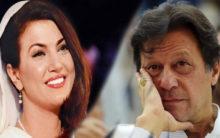 "Ex-wife Reham slams Imran, alleges ""deal"" on Kashmir"