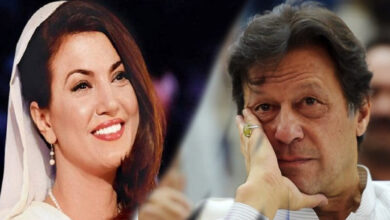 "Photo of Ex-wife Reham slams Imran, alleges ""deal"" on Kashmir"