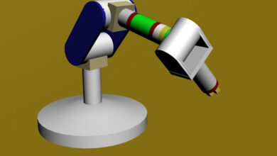 Photo of Magnets, light use to control and reconfigure soft robots