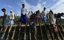 Rohingya rally to mark 'Genocide Day'