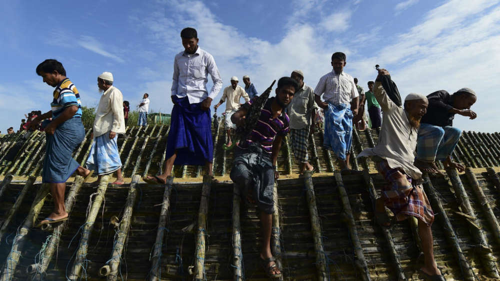 Rohingya refugees fear after Parliament passes CAB