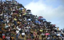200,000 Rohingya rally to mark 'Genocide Day' in Bangladesh camp