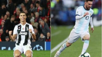 Photo of Ronaldo, Messi nominated for FIFA Best Men's Player award