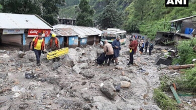 Photo of Death toll rises to 17 in Uttarkashi cloudburst