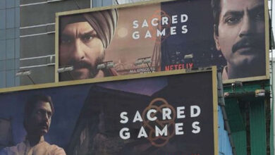 Photo of 'Sacred Games' gives Indian expat in UAE sleepless nights