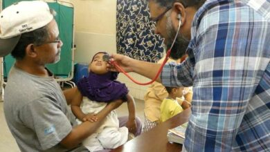 Photo of Viral fever grips Hyderabad, Patients rush at Barkas Hospital