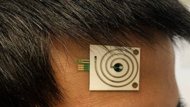 Photo of Scientists develop wearable sensors to detect sweat rate