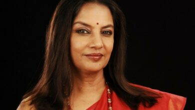 Photo of Shabana Azmi to feature in Steven Spielberg's web series Halo