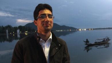Photo of Bureaucrat-turned-politician Shah Faesal quits politics