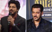 Shahrukh Khan, Salman Khan greetings on Eid