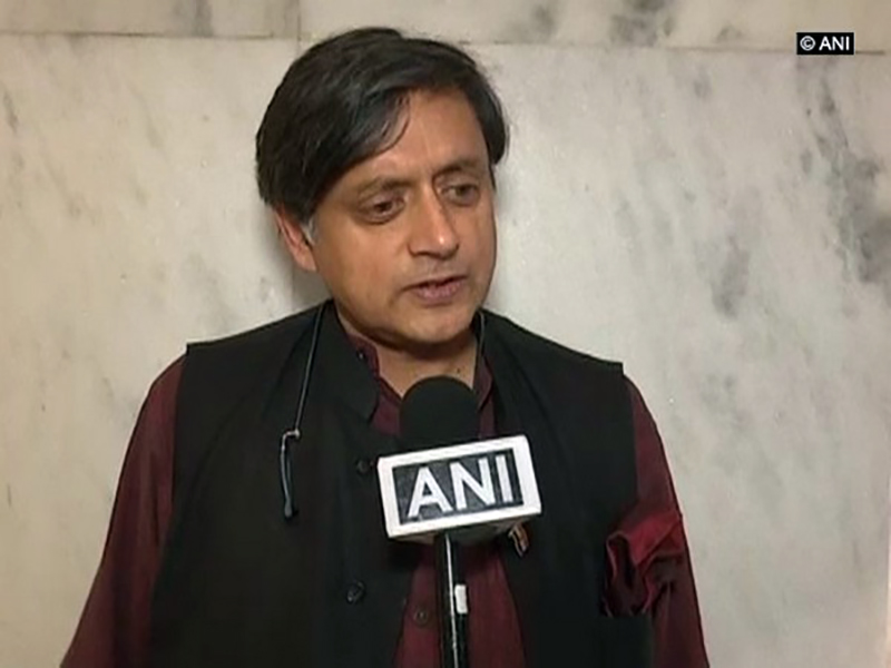Mine is a layman's view of Hinduism: Shashi Tharoor