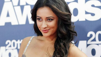 Photo of Shay Mitchell confesses she wears diapers!