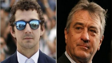Photo of Robert De Niro, Shia LaBeouf to star in 'After Exile'