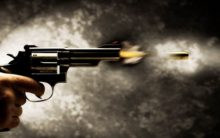 Nephew shoots at uncle for stopping him from hitting wife, son