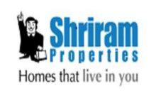 Shriram Properties Limited(SPL) launches Phase II