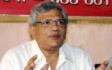 Yechury dismisses Centre's claim of normalcy in J and K