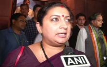 Only 9% children get nutritious food: Irani