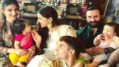 Photo of Soha Ali Khan shares Pataudi family's Raksha Bandhan throwback