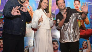 Photo of Movie Promotion of Khandaani Shafakhana
