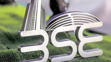 Photo of Sensex down 63 pts, Nifty below 11,100