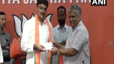 Photo of Sanjay Seth, Surendra Nagar join BJP