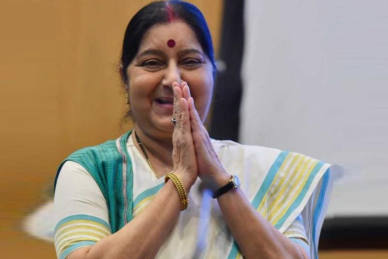 Susham-Swaraj-Twitter