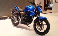 Suzuki GIXXER 250 launched in India