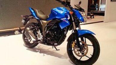 Photo of Suzuki GIXXER 250 launched in India