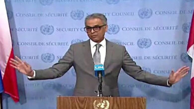 Photo of Netizens all praise for Syed Akbaruddin's UNSC remarks