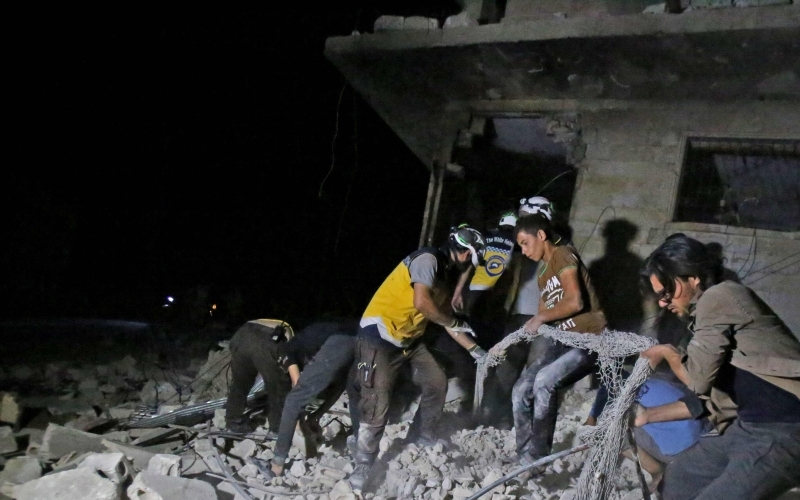 British backer of Syrian White Helmets found dead in Turkey