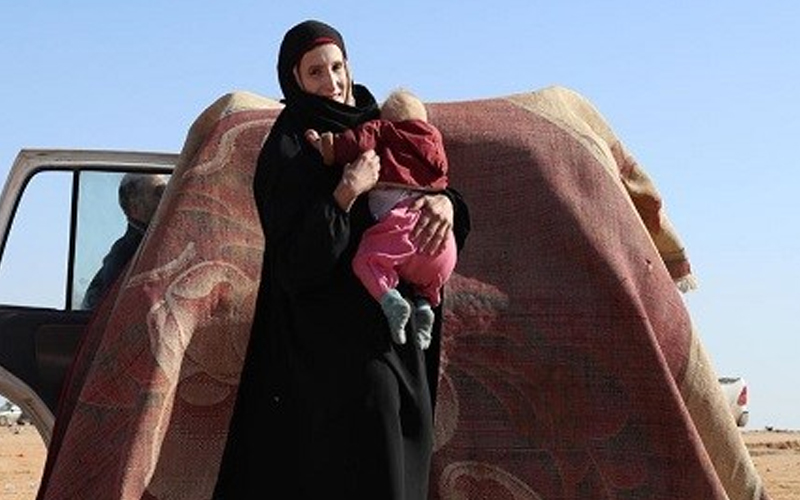 Belgium told to bring back IS mother, children from Syria