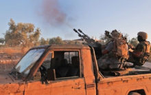 Syria regime forces surround Turkish army post: monitor