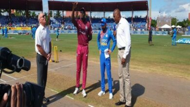 Photo of Florida T20I: India elect to bowl first against Windies