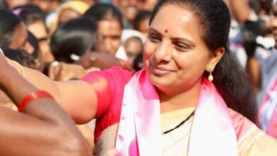 Photo of Kavitha to attend Commonwealth Parliamentary Conference