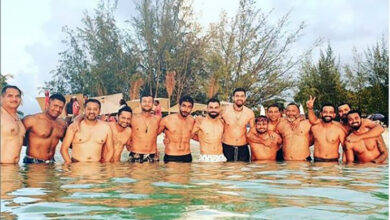 Photo of Team India enjoys a day off in Antigua